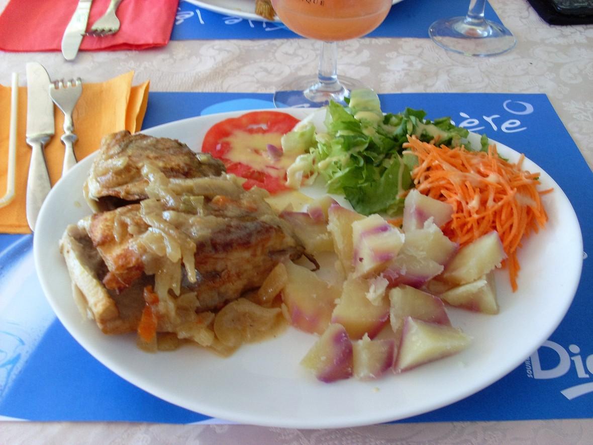 Martinique - repas (3)