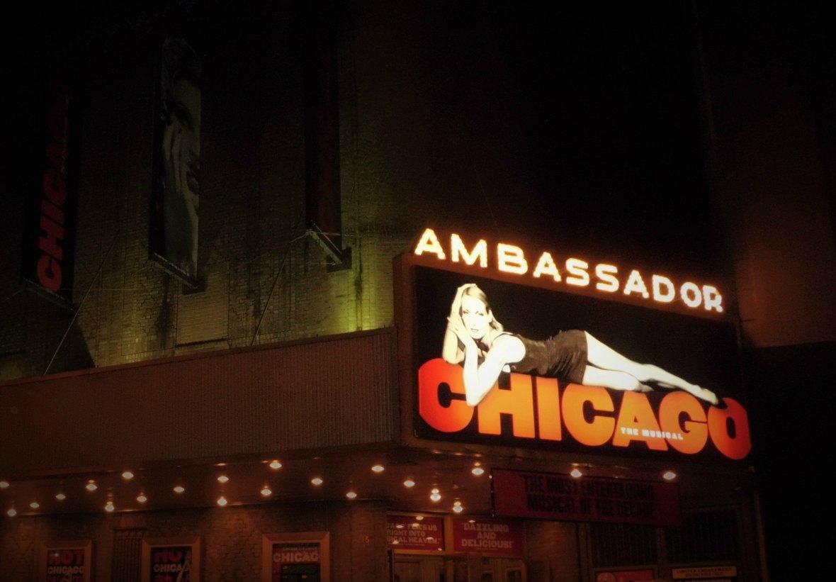 New York - Chicago