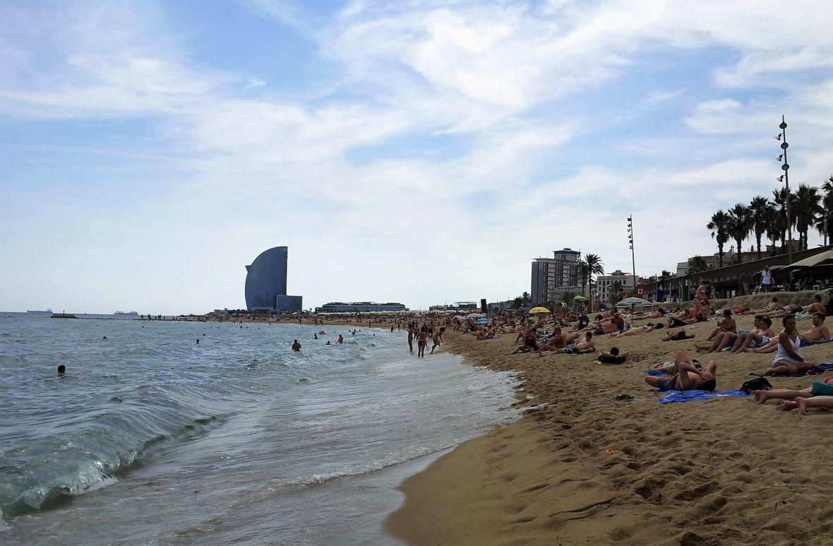 Barcelone - Barceloneta (2)