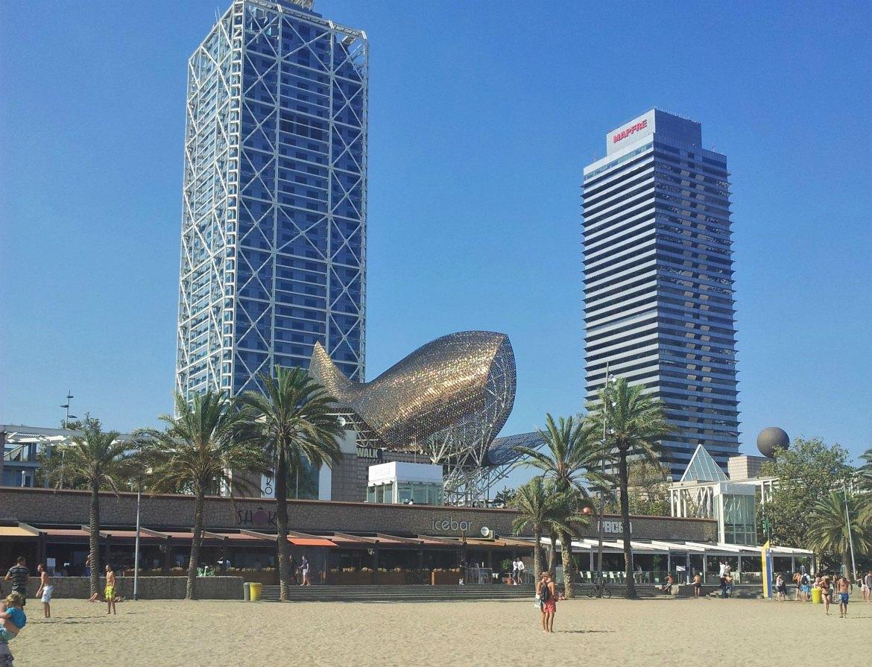 Barcelone - Barceloneta (4)