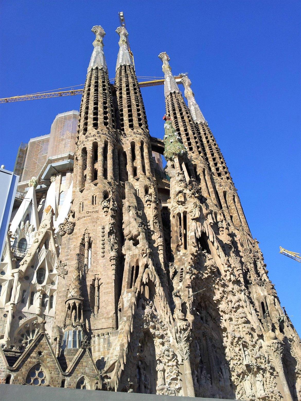 Barcelone - Gaudi (2)