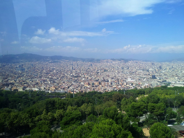 Barcelone - Montjuic (3)