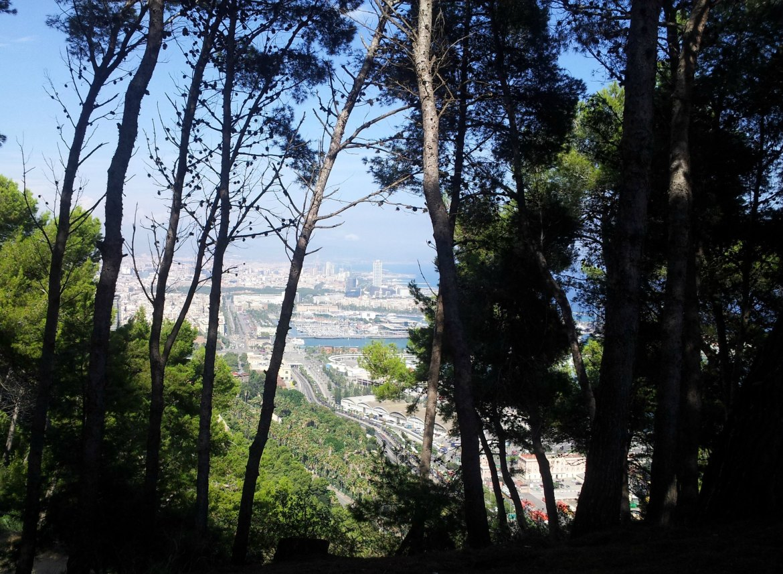 Barcelone - Montjuic (4)