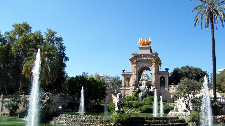 Barcelone - Parc de la ciutadella (1)