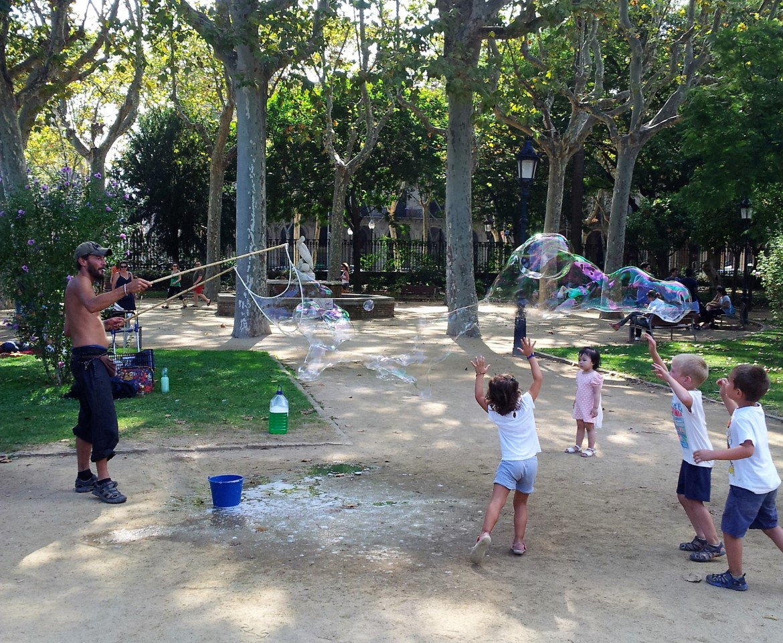 Barcelone - Parc de la ciutadella (3)