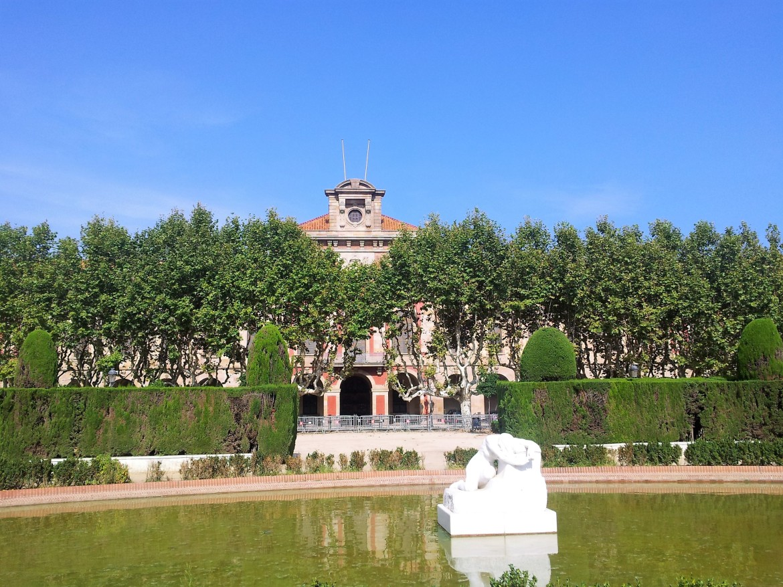 Barcelone - Parc de la ciutadella (4)
