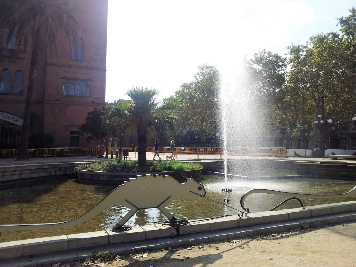 Barcelone - Parc de la ciutadella (7)