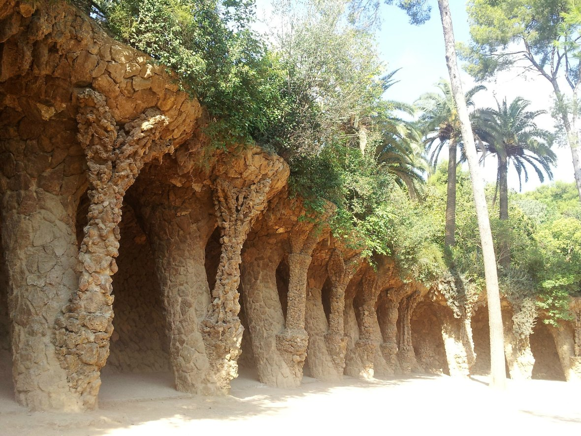 Barcelone - Parc Guell (1)