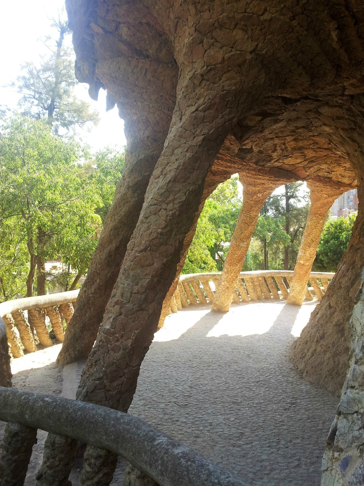 Barcelone - Parc Guell (2)