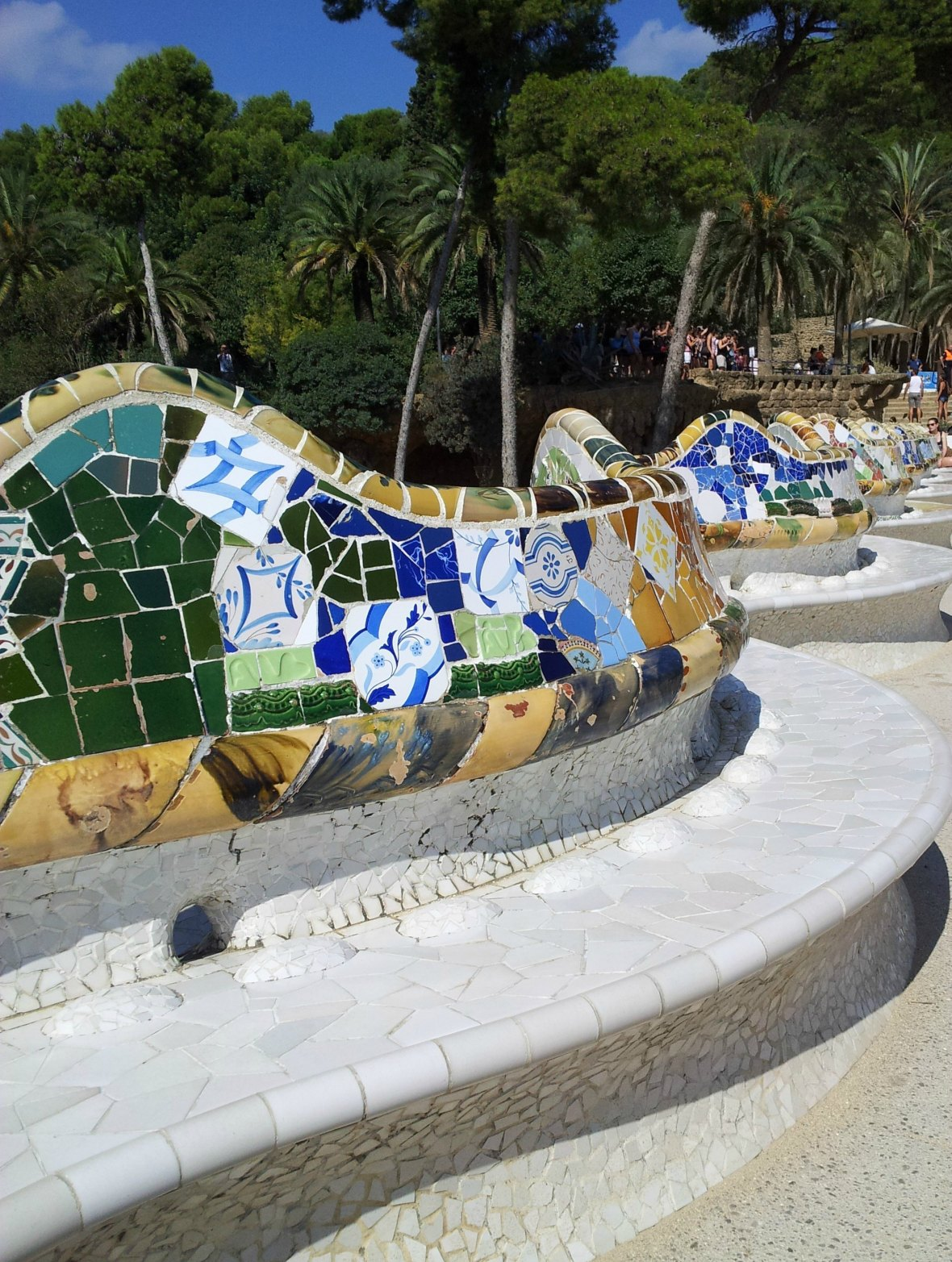 Barcelone - Parc Guell (6)