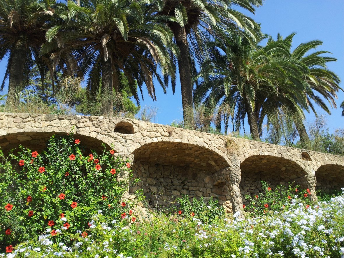 Barcelone - Parc Guell (8)