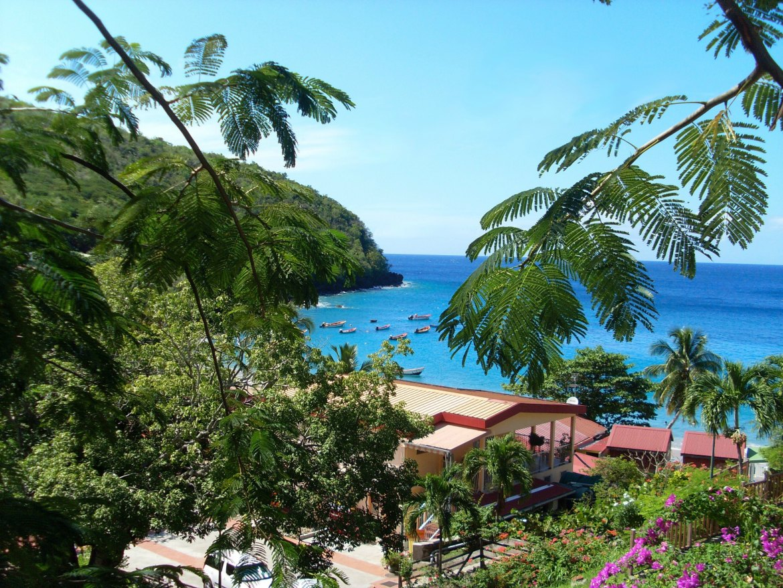 Martinique - Anse Dufour (1)
