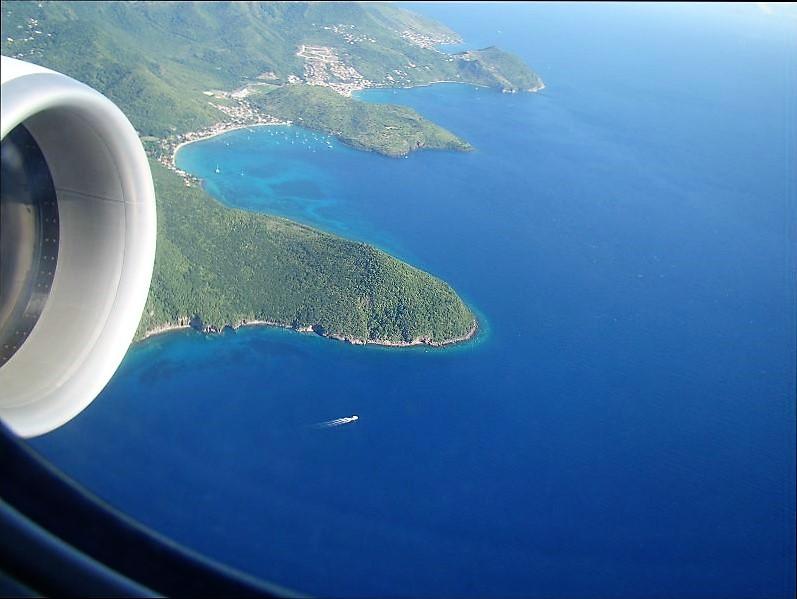 Martinique - Avion
