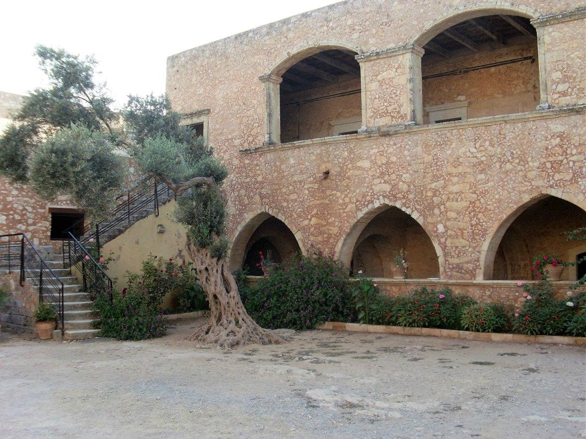 Crète - Arkadi  (2)