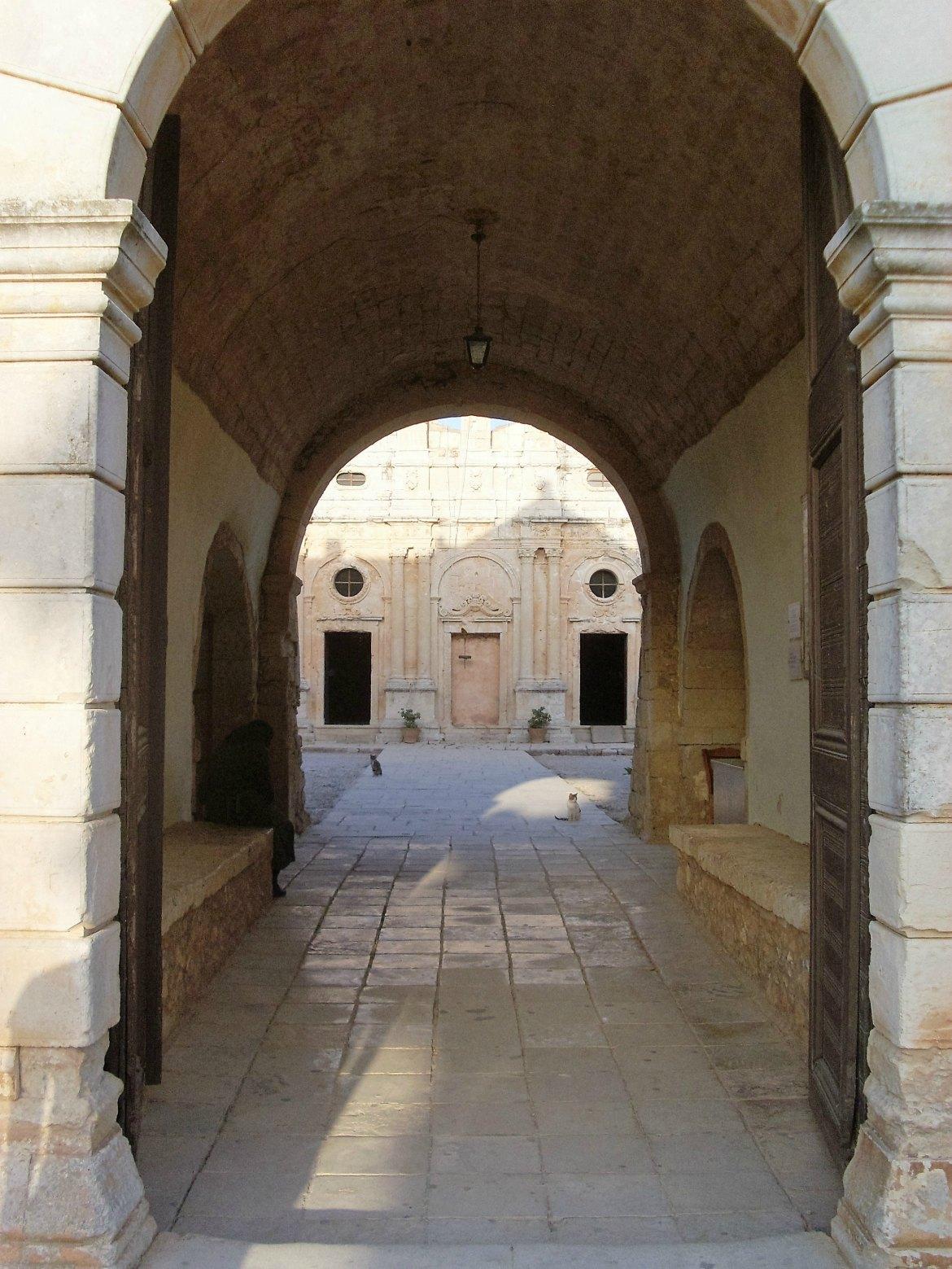 Crète - Arkadi (6)
