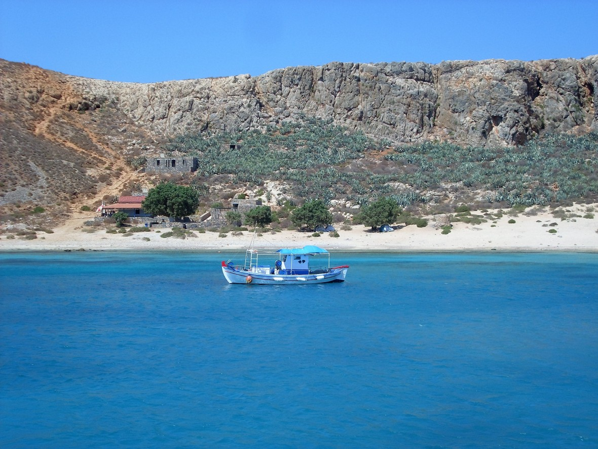Crète - Gramvoussa (3)