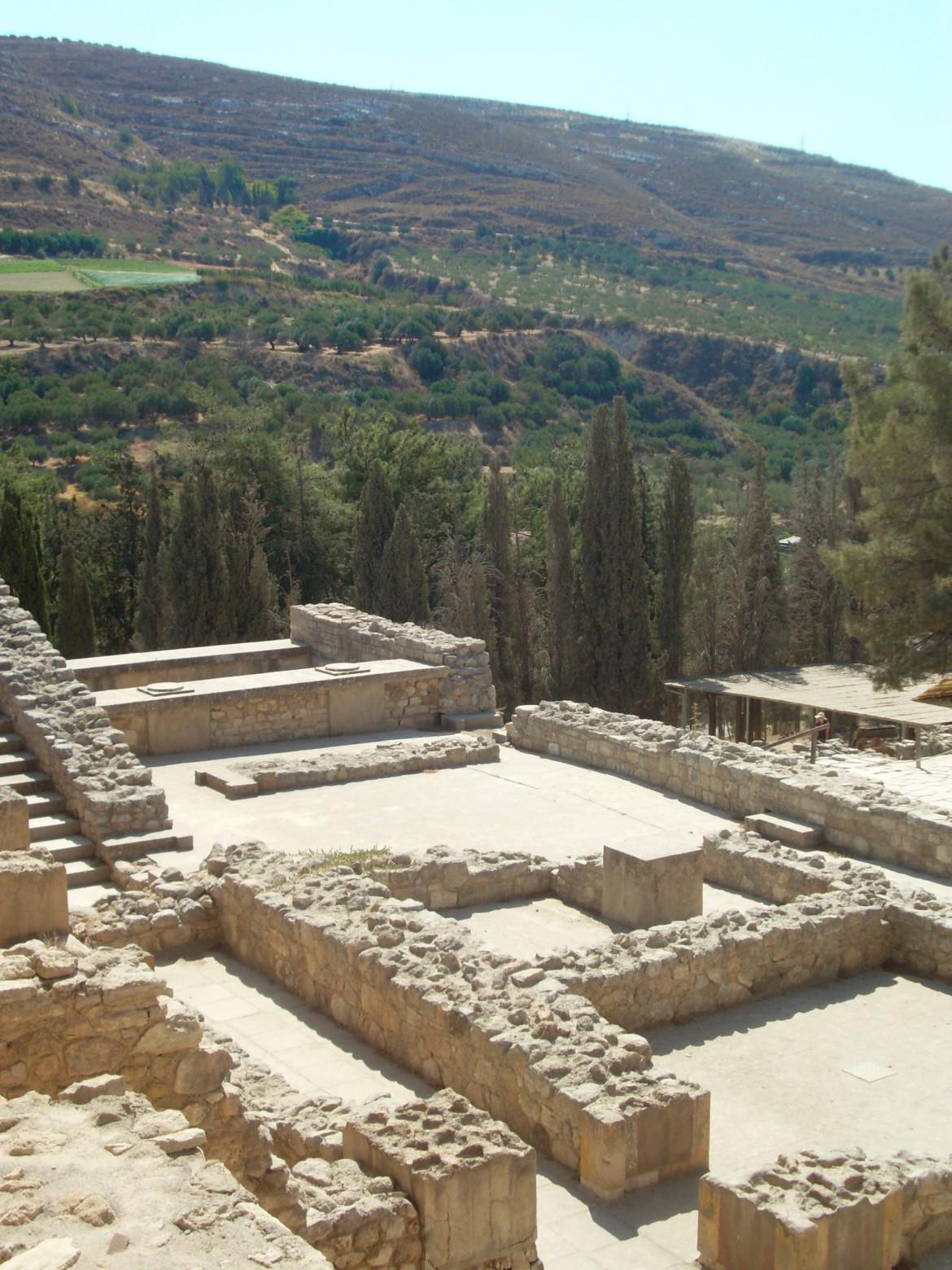 Crète - Knossos (1)