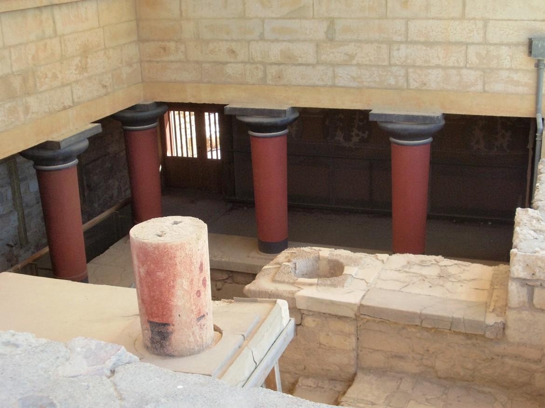 Crète - Knossos (2)