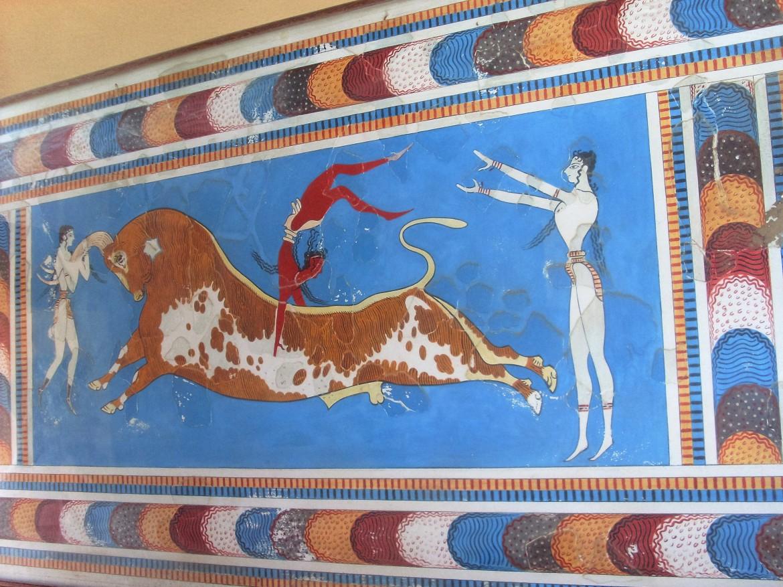 Crète - Knossos (3)