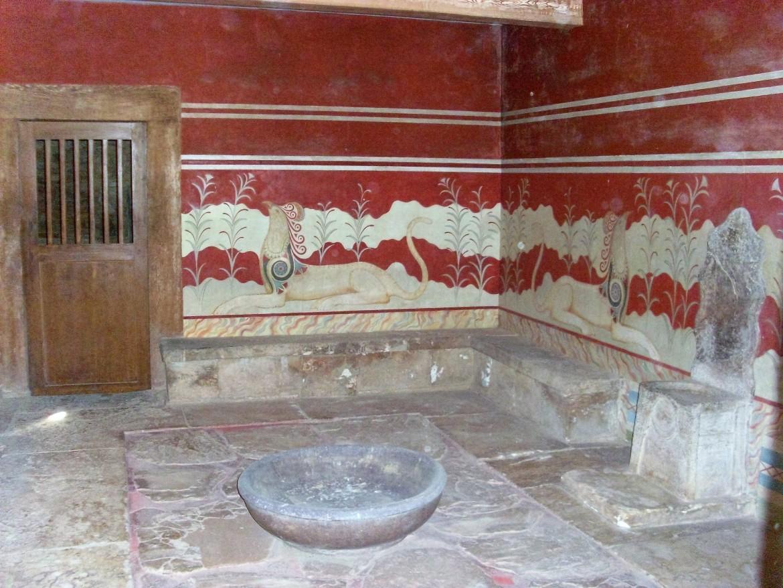Crète - Knossos (4)