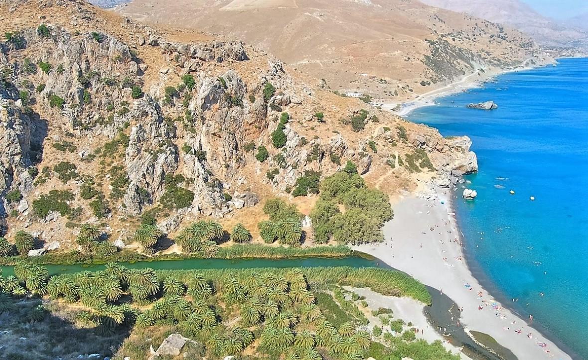 Crète - Preveli (2)