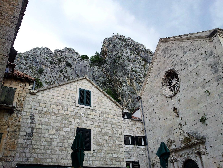 Croatie - Omis (2)
