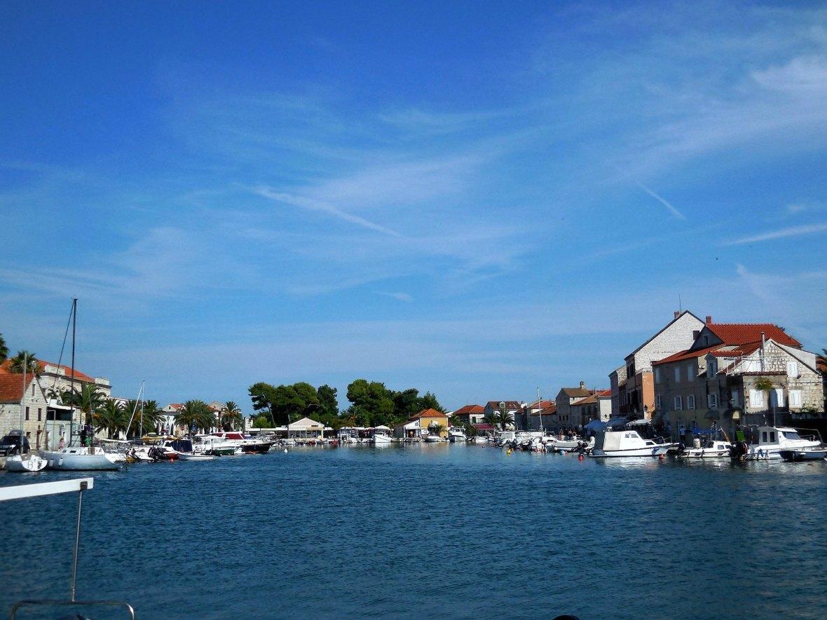 Croatie - Stari Grad (1)
