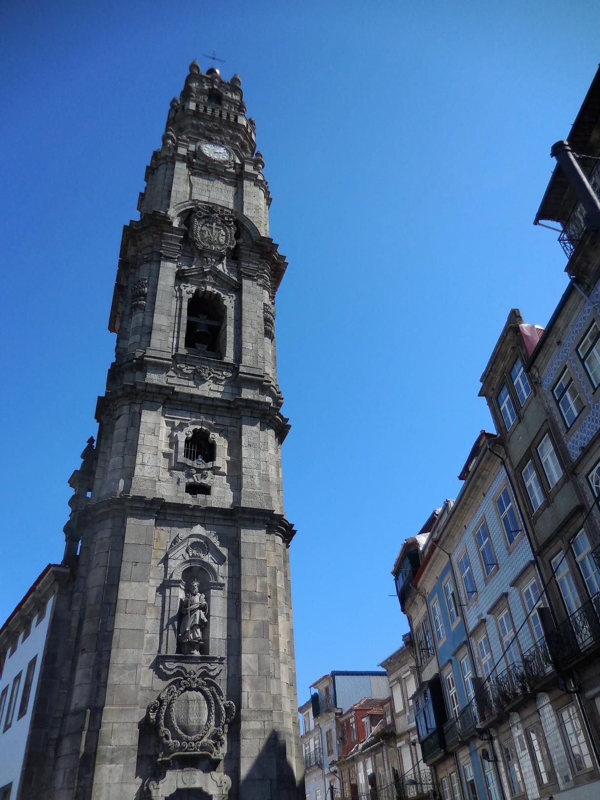 Porto - Tour des Clercs