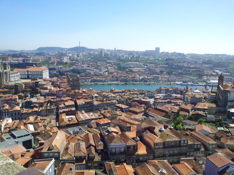 Porto - Vue des toits (2)
