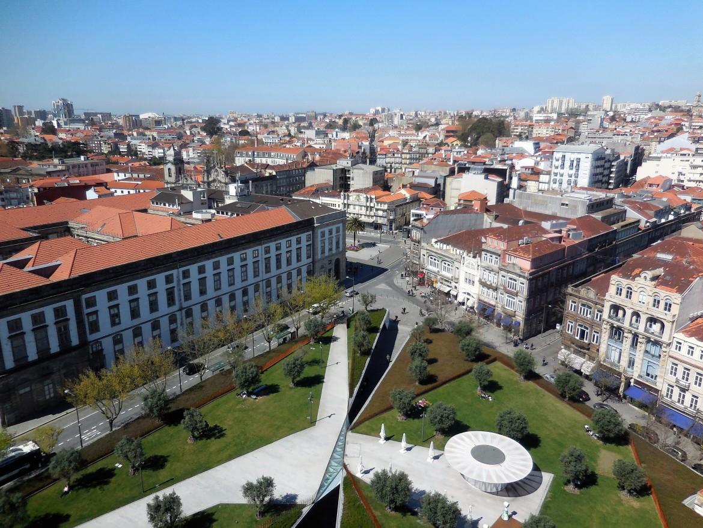 Porto - Vue des toits (4)