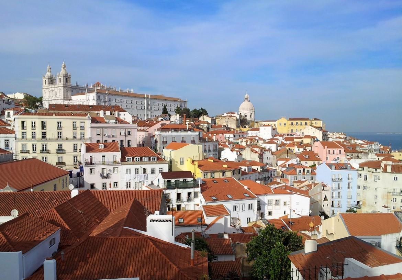 Portugal - Lisbonne - Alfama (2)