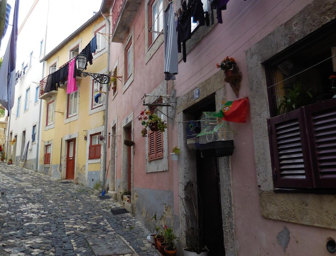 Portugal - Lisbonne - Alfama (4)