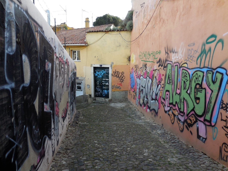 Portugal - Lisbonne - Alfama (5)