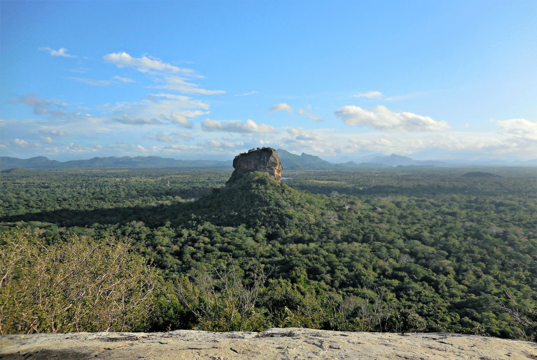 Sri Lanka - Pidurangala Rock (2)