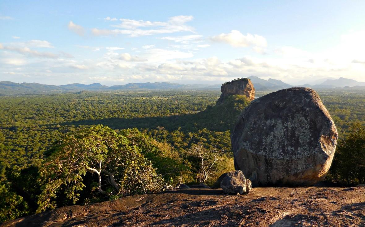 Sri Lanka - Pidurangala Rock (3)