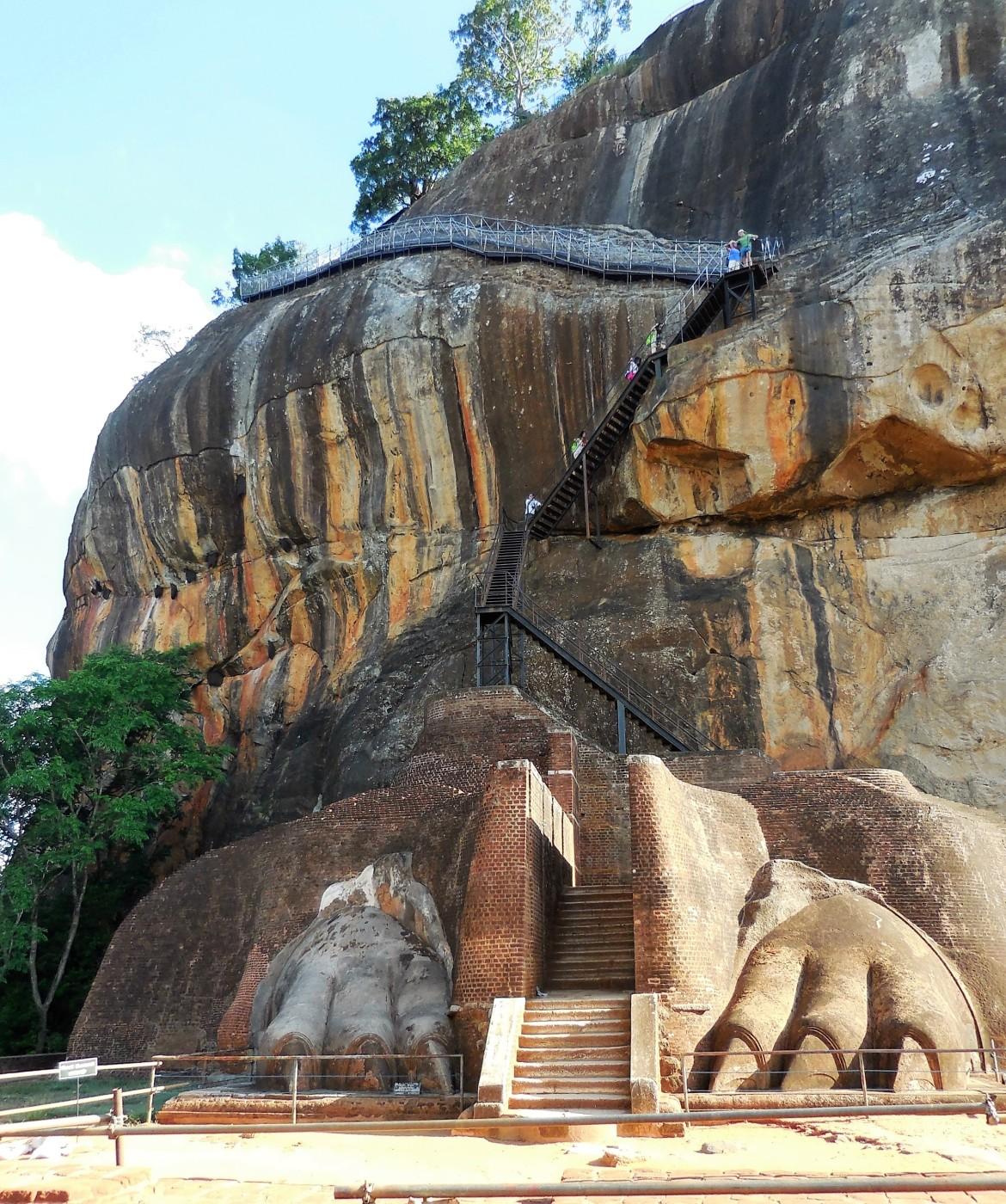 Sri Lanka - Sigiriya (3)