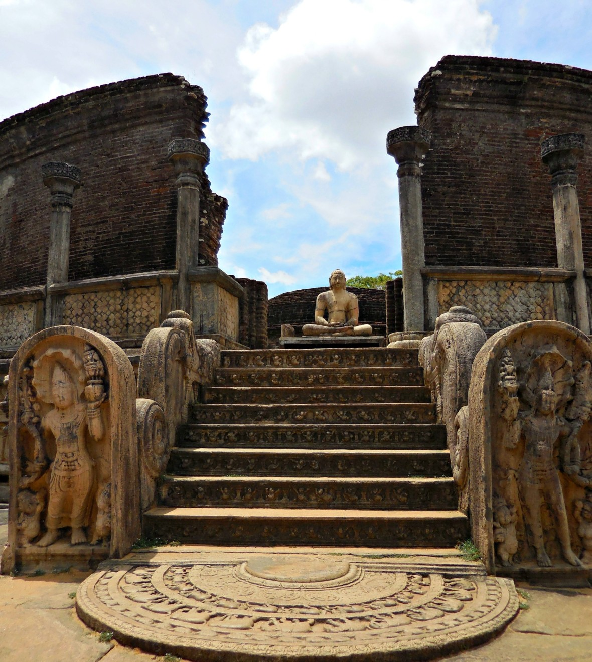 Sri Lanka - Polonnaruva (1)