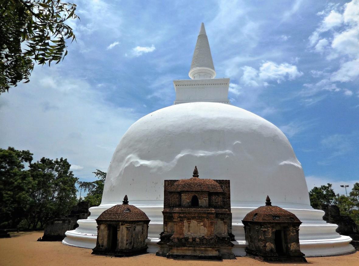 Sri Lanka - Polonnaruva (6)