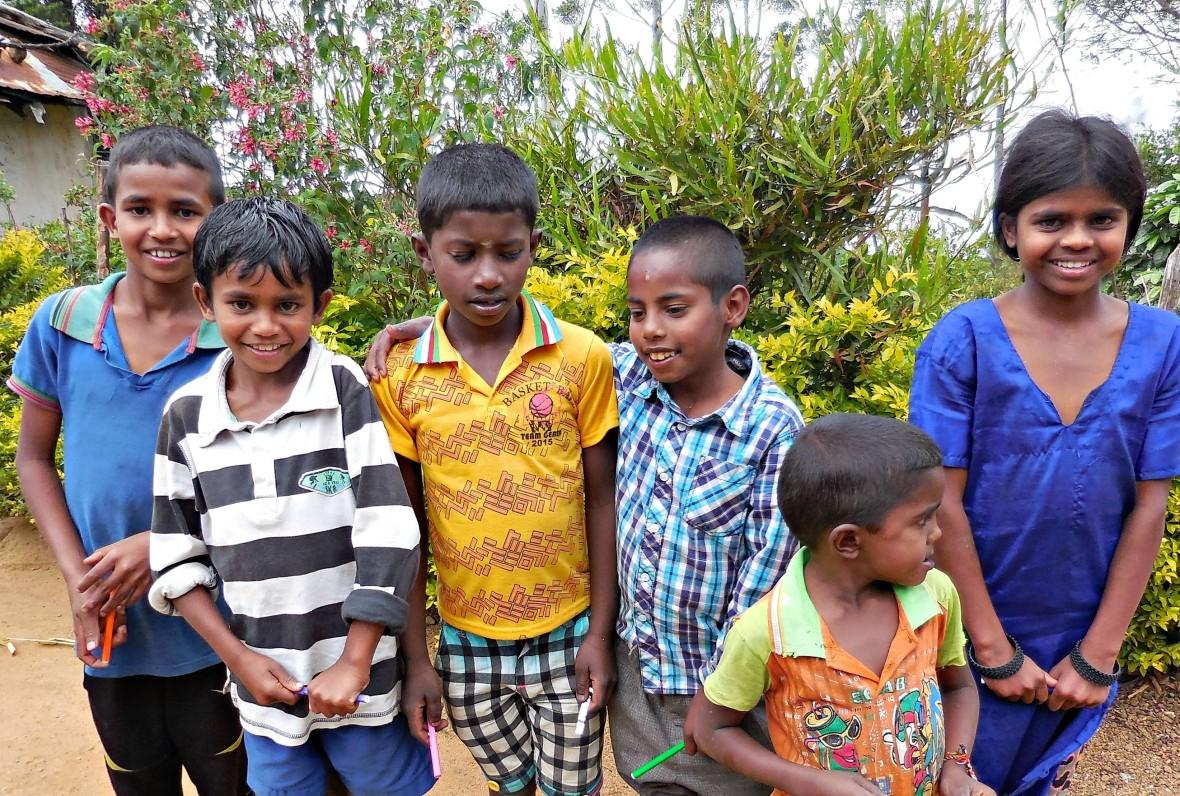 Sri Lanka - Portraits  (6)