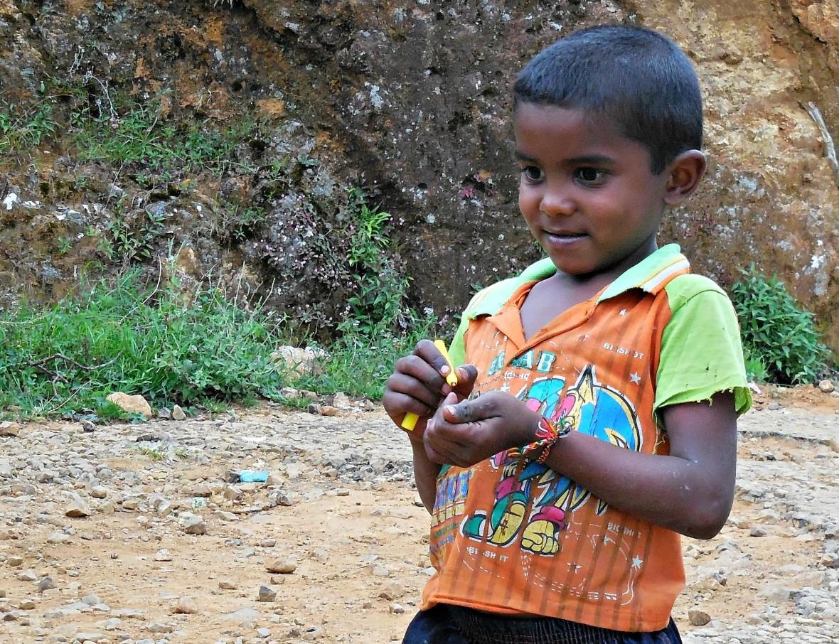 Sri Lanka - Portraits  (8)