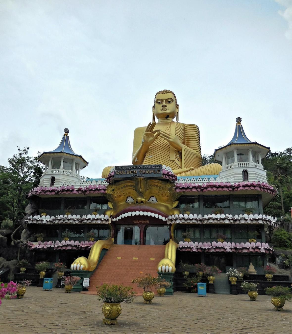 Sri Lanka - Dambulla (1)