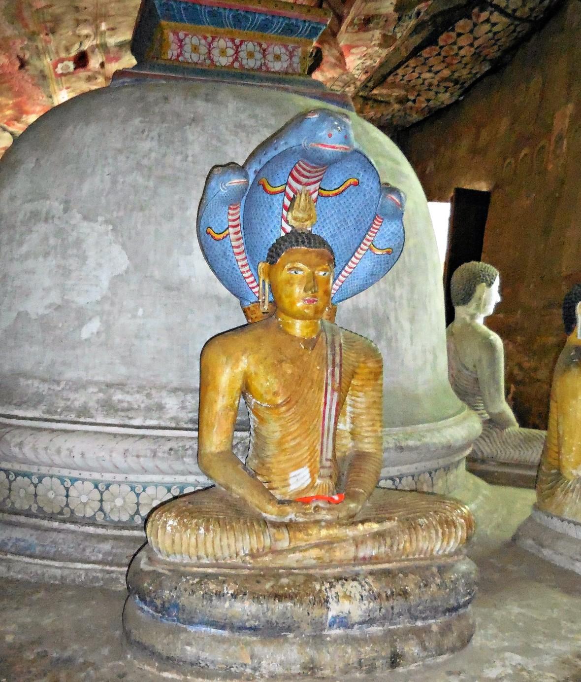 Sri Lanka - Dambulla (4)