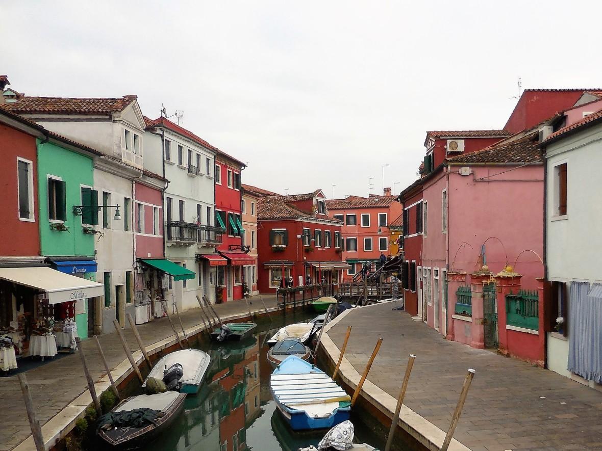 Venise - Burano (1)