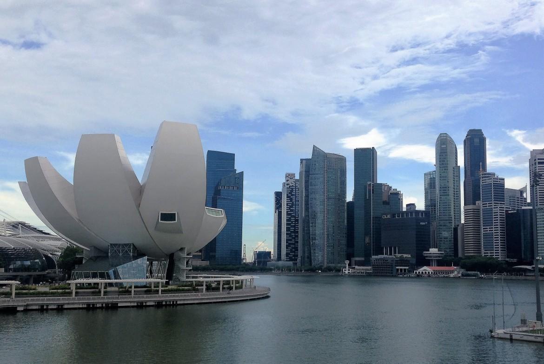 Singaour - Marina Bay (1)