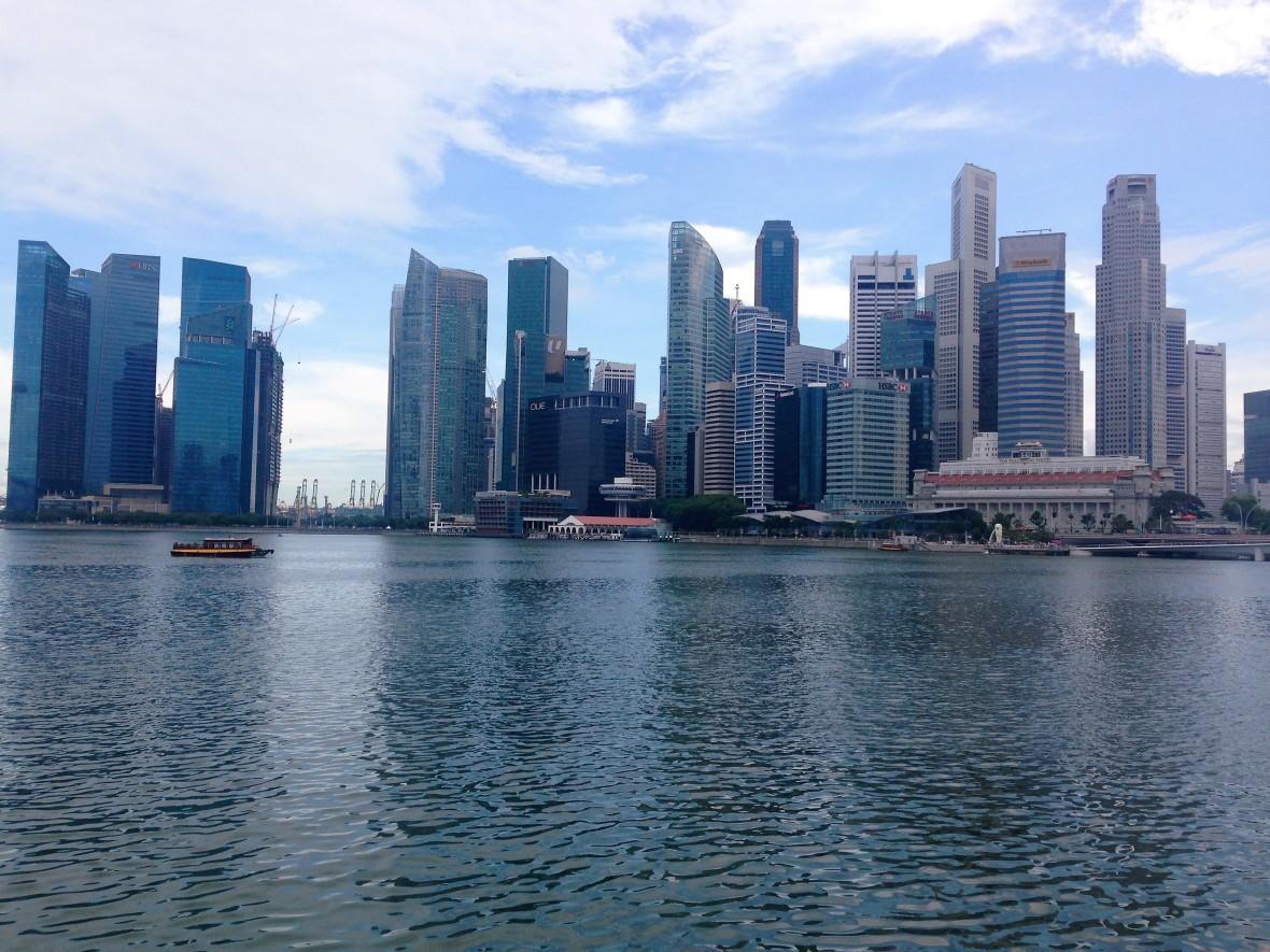 Singaour - Marina Bay  (4)