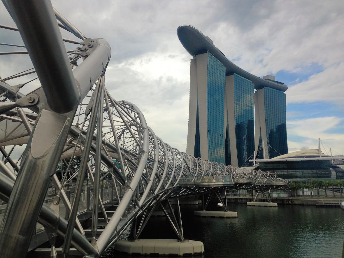 Singaour - Marina Bay  (5)