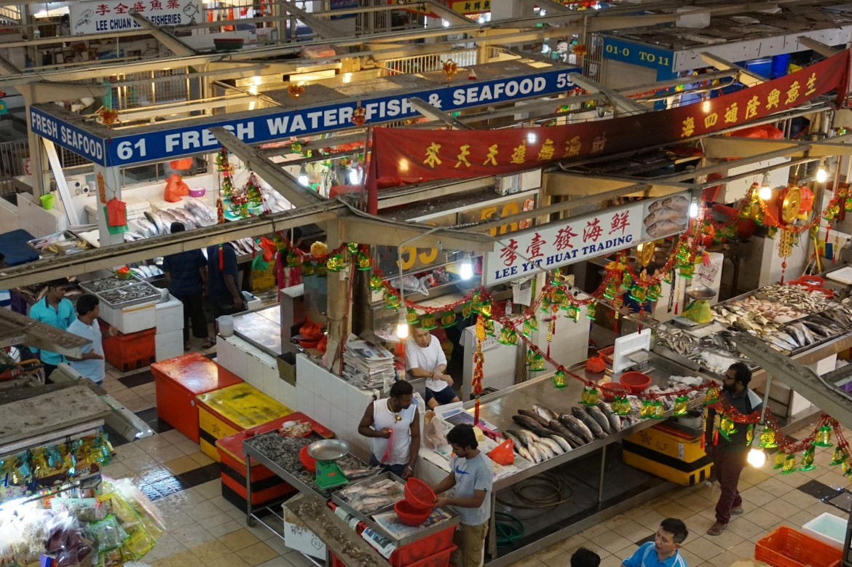 Singapour - Chinatown (1)