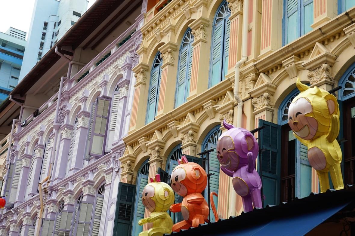 Singapour - Chinatown (4)