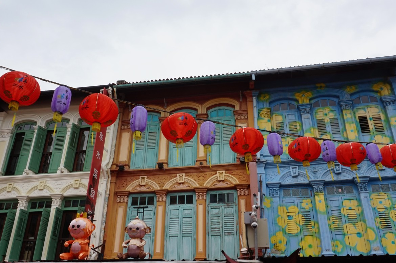 Singapour - Chinatown (5)