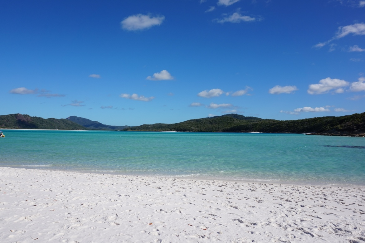 Australie - Whitsundays sailing (10)
